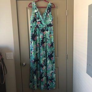 Lilly Pulitzer Sloane Maxi Dress